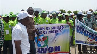 1. Mai in Nigeria