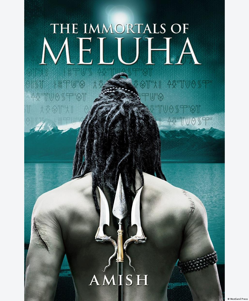 Buchcover Immortals of Meluha von Amish Tripathi