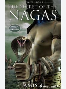 Buchcover The Secret of the Nagas von Amish Tripathi
