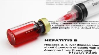 Δεν υπάρχει εμβόλιο για την ηπατίτιδα C, όπως συμβαίνει με την Α και Β