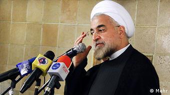 حسن روحانی، کاندیدای احتمالی ریاست جمهوری