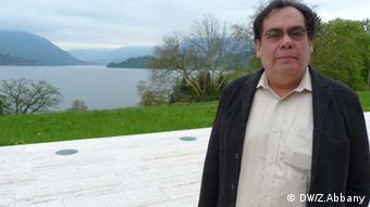 O Xoυάν Κάρλος Λόπεζ, αρχισυντάκτης του περιοδικού Nature Medicine