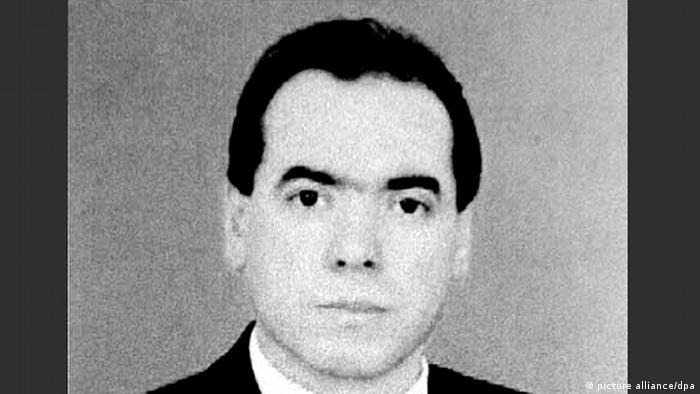 Schwarz-weiß Portrait von Abdurrahim Özüdoğru. (Foto: dpa)