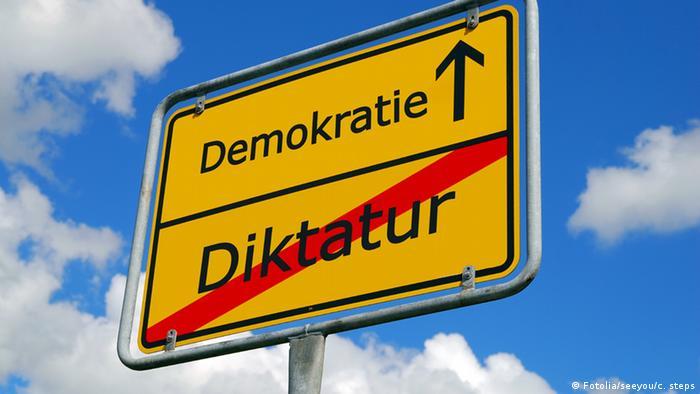 Symbolbild Demokratie