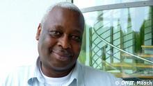 Umaru Aliyu Umaru Aliyu, Redakteur und CvD in der Haussa-Redaktion Bild: DW/T. Mösch