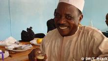 Mahaman Kanta Mahaman Kanta, DW-Korrespondent für das Haussa-Programm in Nigers Hauptstadt Niamey Bild: DW/T. Mösch