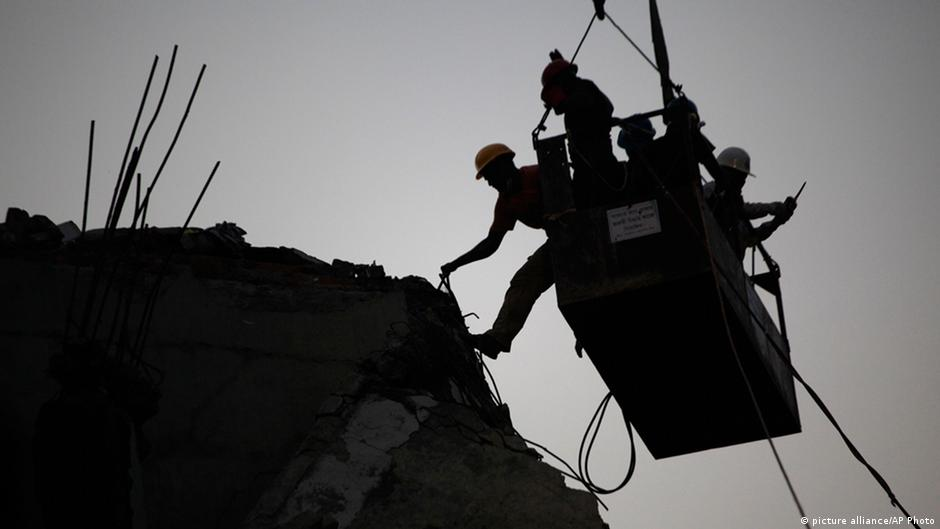 Generators a possible cause of Bangladesh factory collapse | DW | 03.05.2013