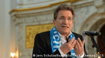 Evangelischer Kirchentag 2013 Sinn des Wirtschaftens Huber