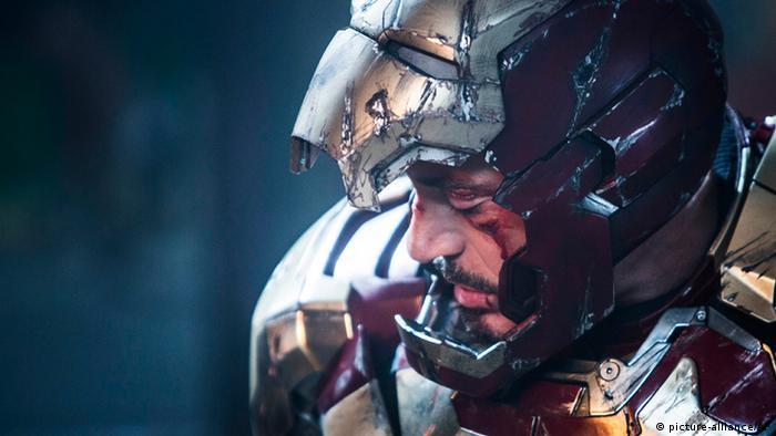Iron Man 3 Filmstill