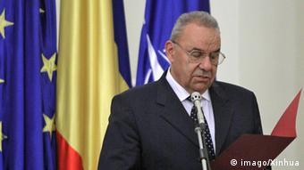 Andrei Marga (Xinhua/Gabriel Petrescu)