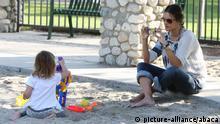 Bildergalerie Models mit Kind