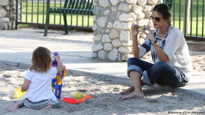 Alessandra_Ambrosio at the park in Beverly Hills, LA on March 1, 2012. Photo by PMPRESS/ABACAUSA.COM