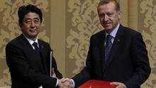 Abe - Erdogan