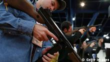 NRA Jahrestreffen Houston US Waffenlobby