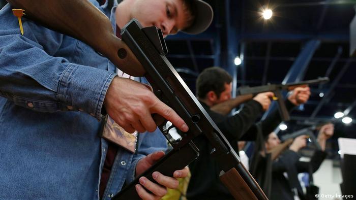 America's unyielding plague of gun violence