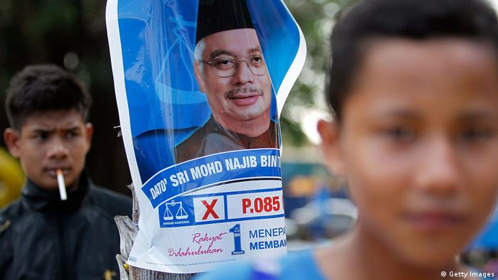 Wahlen Malaysia 2013 (Getty Images)
