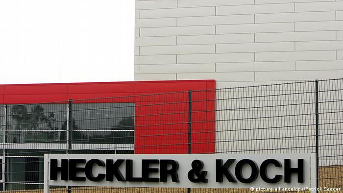 Heckler & Koch spendete an FDP