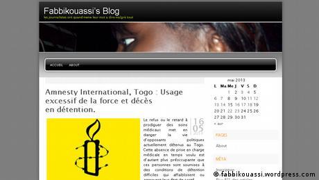 Webseiten der diesjährigen Bobsgewinner 2013