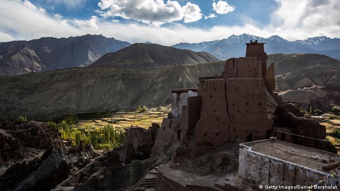 Grenzkonflikt Indien China Ladakh (Getty Images/Daniel Berehulak)