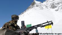 Grenzkonflikt Indien China Ladakh