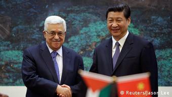 Abbas zu Nahost-Gesprächen in China