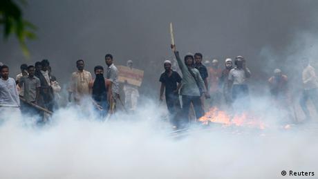 Bangladesch Blasphemie Gesetz Ausschreitungen Dhaka