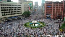 Bangladesch Hefajat-e Islam Blasphemie Gesetz Ausschreitungen Dhaka