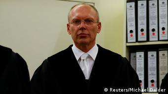 Richter Manfred Götzl (foto: REUTERS)
