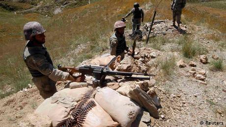 Afghanistan Pakistan Grenze Gefechte 02.05.2013