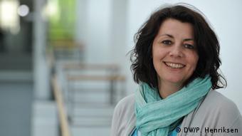 Deutsche Welle DW Akademie Petra Berner
