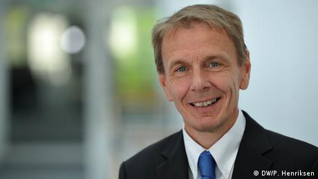 Prof. Christoph Schmidt, Leiter International Media Studies (Foto: DW Akademie/Per Henriksen).