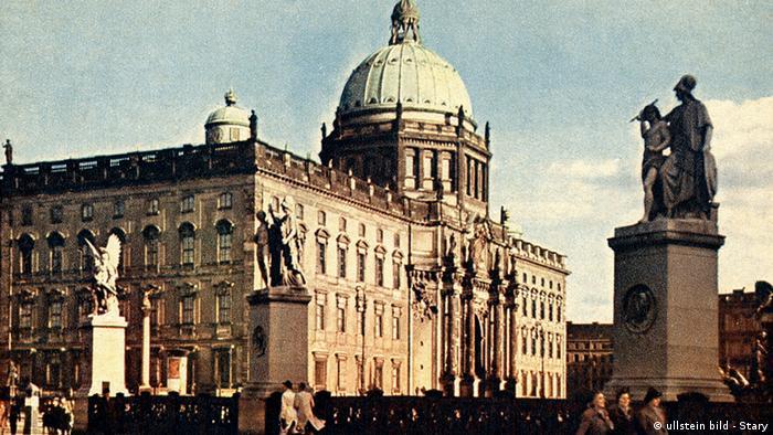 Берлинский городской дворец, 1925 год