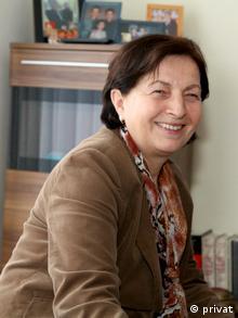Nexhmije Hamiti albanisch Lehrerin in Düsseldorf