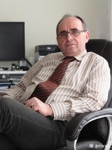 Rifat Hamiti albanisch Lehrer in Düsseldorf