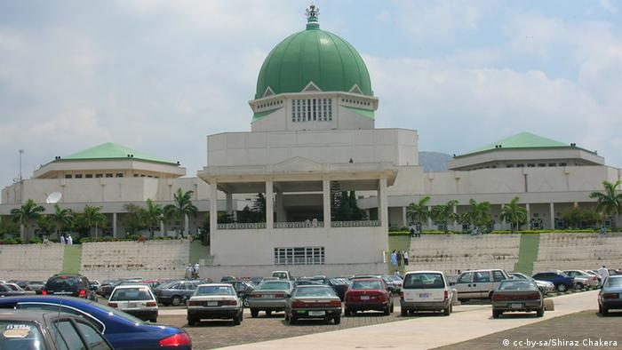 Nationalversammlung in Abuja, Nigeria