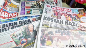 ماجرای فساد مالی مهمترین موضوع بحث روزنامههای ترکیه