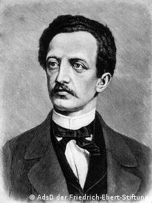 Babai themelues i SPD-së, Ferdinand Lassalle