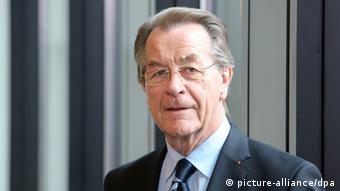 Ish sekretari i përgjithshëm i SPD-së Franz Müntefering