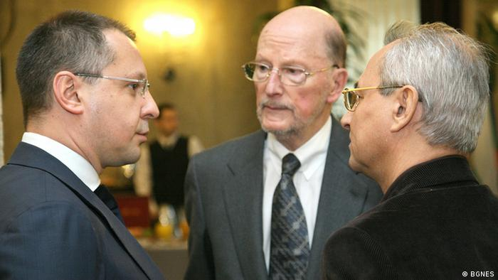 Bulgarische Politiker