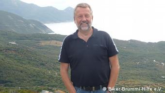 Dr. Hermann Munzel - humanista i bajker