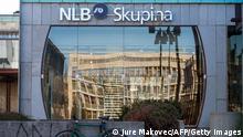 Nova Ljubljanska Banka Slowenien Archivbild 31.01.2013