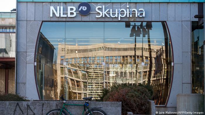 Zgrada Nove Ljubljanske banke