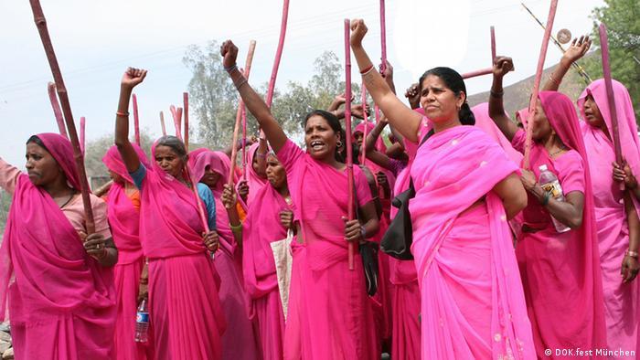 Gulabi Gang film still
