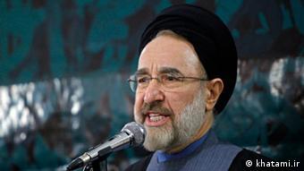 Mohammad Khatami Iran