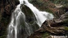 Bildergalerie Wasserfälle im Iran Kaboudan