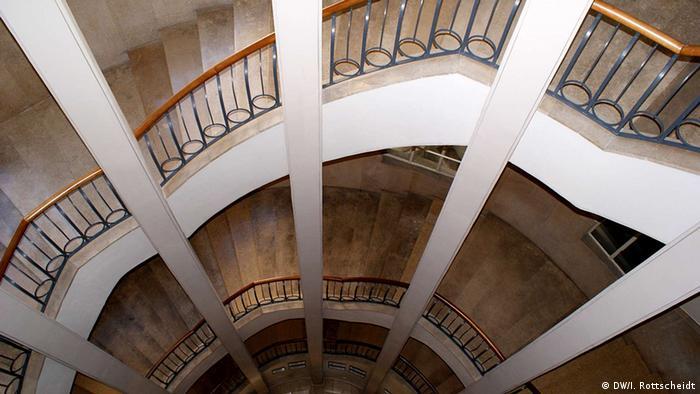 Hotel Esther Cinema on Diezengoff Square in Tel Aviv.. Photo: DW/Ina Rottscheidt.