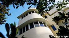 Israel Architektur Bauhaus in Tel Aviv