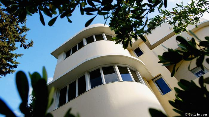 Israel Architektur Bauhaus in Tel Aviv (Getty Images)