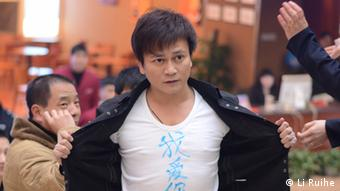 Li Chengpeng in China in 2012 (Photo: Li Ruihe)