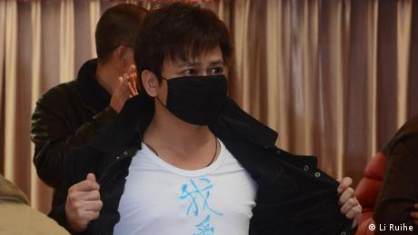 Li Chengpeng der Bobs winner